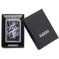 Zapalniczka Zippo benzynowa Napisy