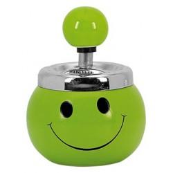 Popielniczka ceramik obrotowa 13cm Smile