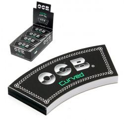 Filterki tipsy kartoniki OCB Conical Tips