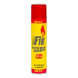 Gaz do zapalniczek F16 90ml