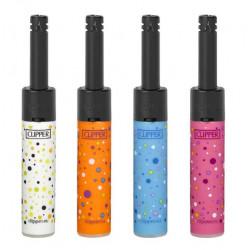 Zapalniczka Clipper Minitube Dots 2