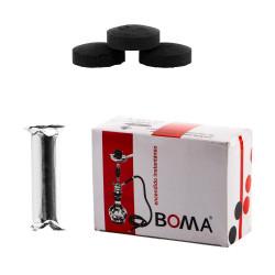 Węgle Węgielki do fajki shishy 40mm BOX 100szt