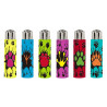 Zapalniczka Clipper Pop Covers Animal Print