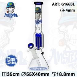 Bongo Grace Glass Amsterdam Blue Edition 35cm