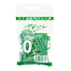 Filtry Węglowe Purize Extra Slim Green 50szt