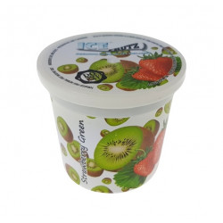 Melasa Żel Ice Frutz 120g Strawberry Green Shisha