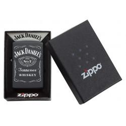 Zapalniczka Zippo benzynowa Jack Daniel's No.1