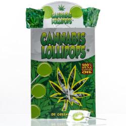 Lizak olejek konopny Greenlove Cannabis