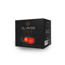 Węgiel kokosowy Al Mani gold premium 26mm 1kg
