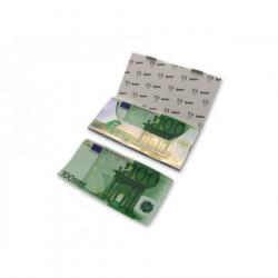 Bibułki Euro banknoty