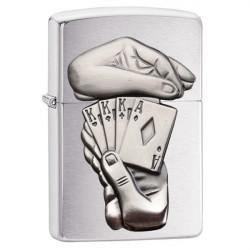 Zapalniczka Zippo Trick Poker