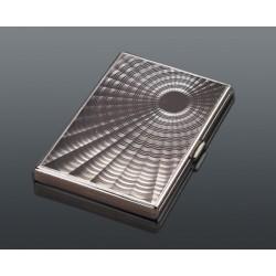 Papierośnica etui metalowa slim 10cm