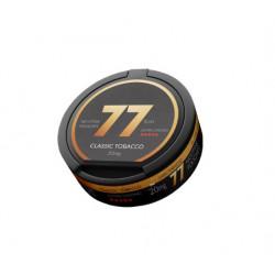 Saszetka nikotynowa 77 Classic Tobacco 20mg