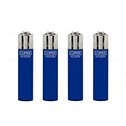 Zapalniczka Clipper Solid Blue