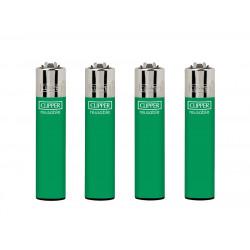 Zapalniczka Clipper Solid Green
