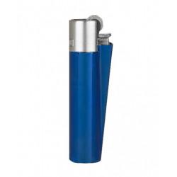 Zapalniczka Clipper Metal Blue Silver Blue