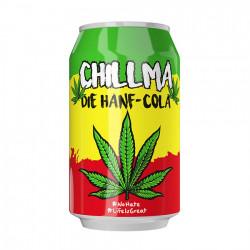 Napój Hanf-cola Chillma 330ml