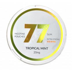 Saszetka nikotynowa 77 Tropical Mint 20mg