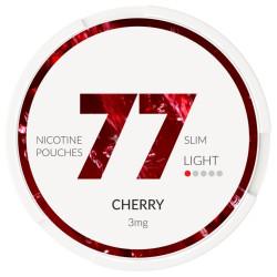 Saszetka nikotynowa 77 Cherry 3mg