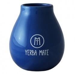 Niebieskie z logo do Yerba