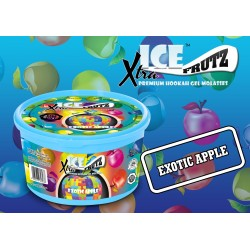 Melasa Ice Frutz 100g Exotic Apple